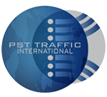 PS Traffic International Sticky Logo